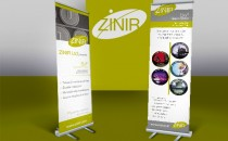 ZiNIR – Exhibition Display